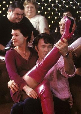 Sarah Jane Potts eJoel Edgerton in Kinky Boots