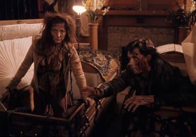 Una scena del film Il custode
