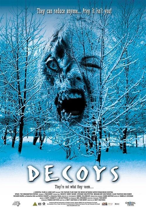 La locandina di Decoys