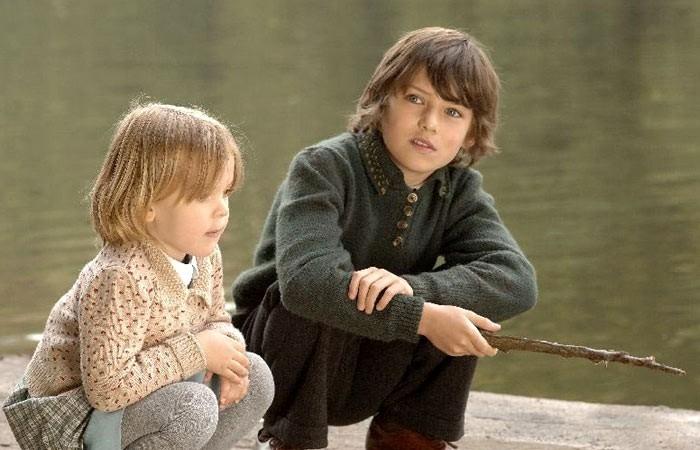 Una scena di Young Hannibal
