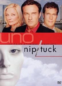 La copertina DVD di Nip/Tuck - Stagione 1