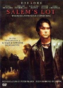 La copertina DVD di Salem's Lot