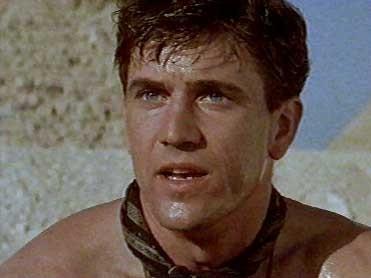 Mel Gibson ne Gli anni spezzati