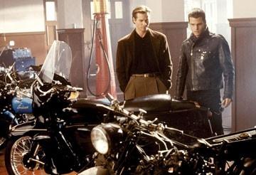 Val Kilmer e Chris O'Donnell in una scena di 'Batman Forever'