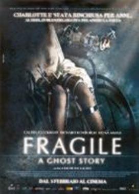La copertina DVD di Fragile