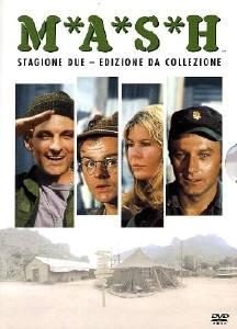La copertina DVD di M.A.S.H - Stagione 2