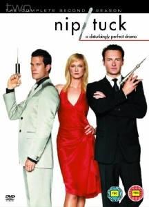 La copertina DVD di Nip/Tuck - Stagione 2