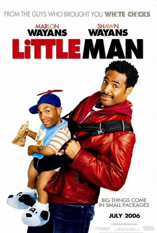 La locandina di Little Man