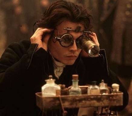 Johnny Depp ne Il mistero di Sleepy Hollow