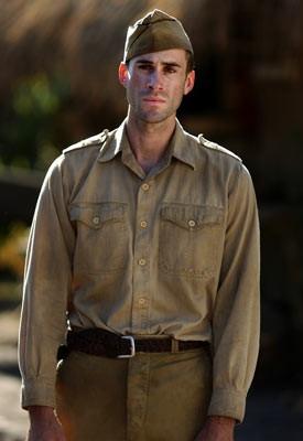 Joseph Fiennes in The Great Raid