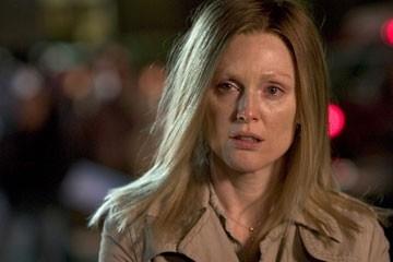 Julianne Moore nel film Il colore del crimine