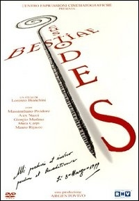 La copertina DVD di Custodes Bestiae