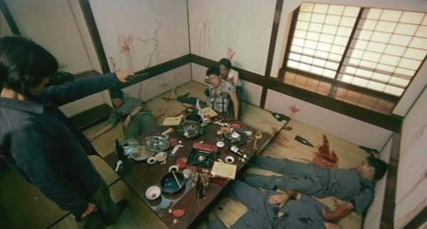 Una scena del film Bangkok dangerous