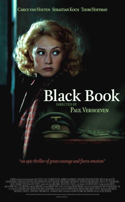La locandina di Black Book