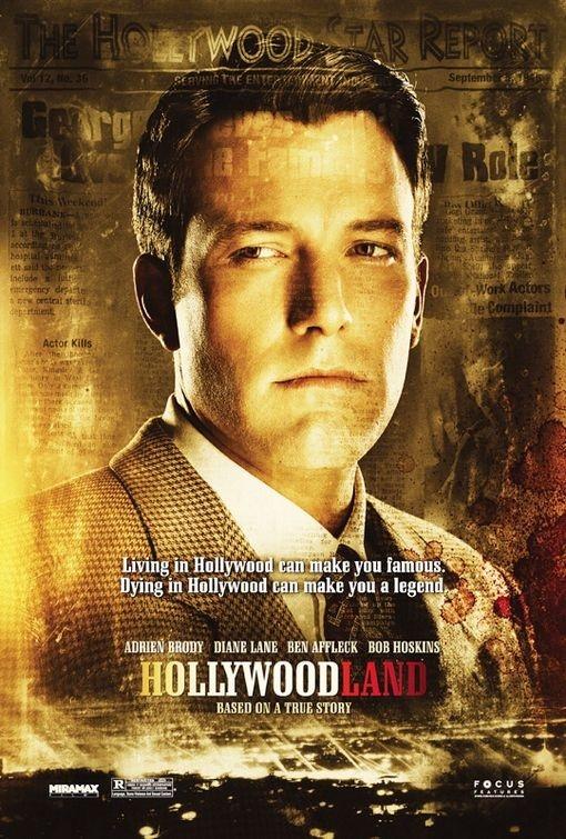 La locandina di Hollywoodland