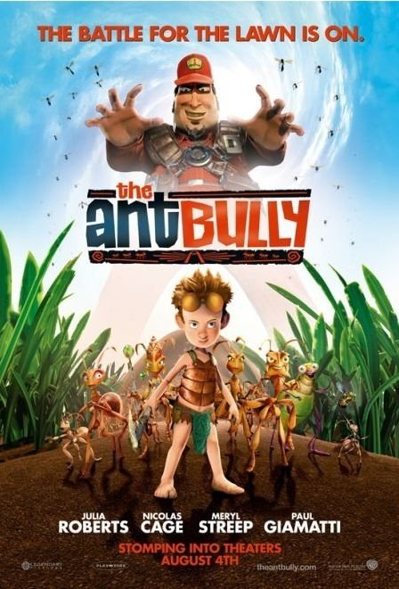 La locandina di The Ant Bully
