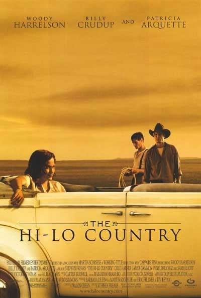 La locandina di The Hi-Lo Country