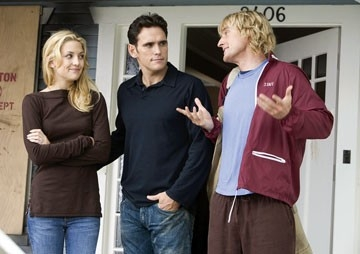 Kate Hudson Matt Dillon ed Owen Wilson in You, Me and Dupree