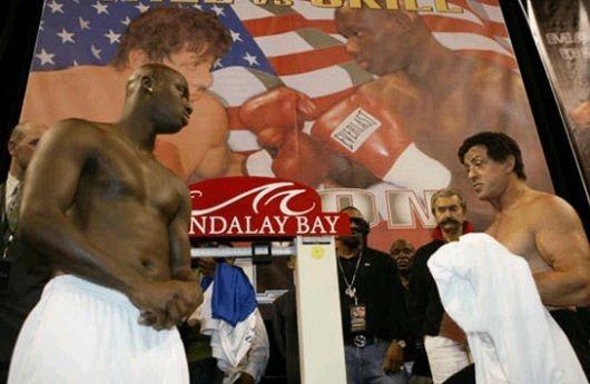 Sylvester Stallone è Rocky Balboa nel nuovo capitolo della saga