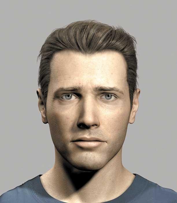 Una immagine promozionale del film Final Fantasy