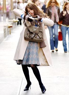 Anne Hathaway ne Il diavolo veste Prada, tratto dall'omonimo romanzo