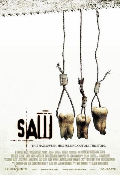 Il manifesto americano di Saw 3
