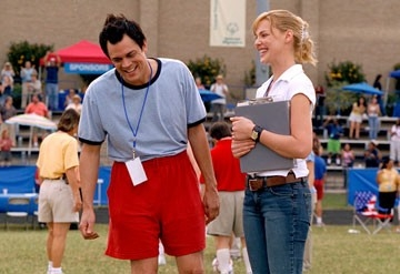 Johnny Knoxville e Katherine Heigl in The Ringer - L'imbucato