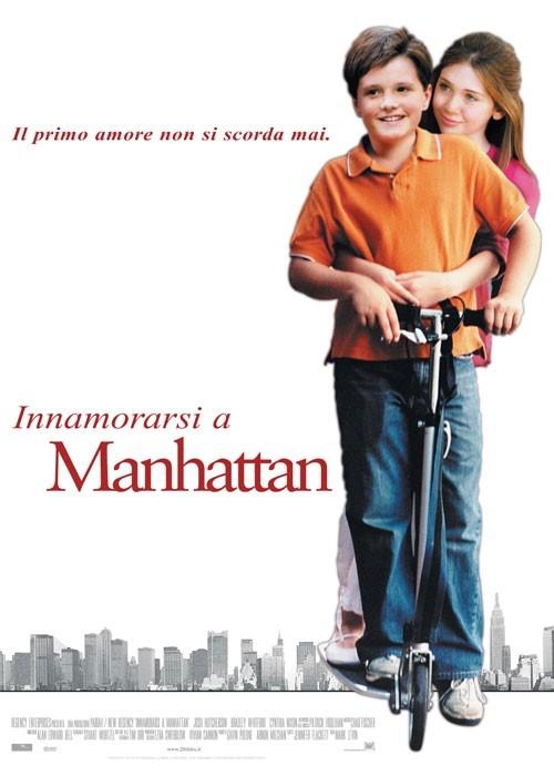 La locandina italiana di Innamorarsi a Manhattan