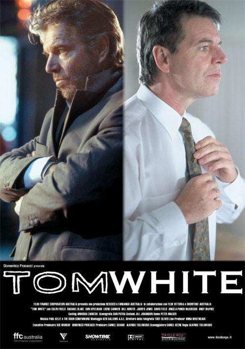 La locandina italiana di Tom White