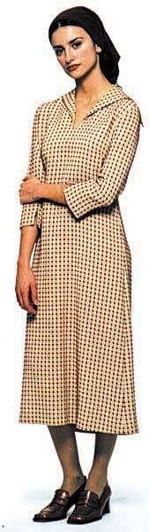 Un'immagine promozionale di Penelope Cruz per Tutto su mia madre