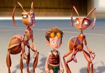 Una scena di Ant Bully - Una vita da formica
