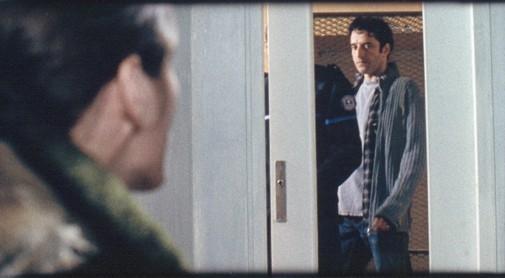 Cyril Troley in una scena di 7 Ans