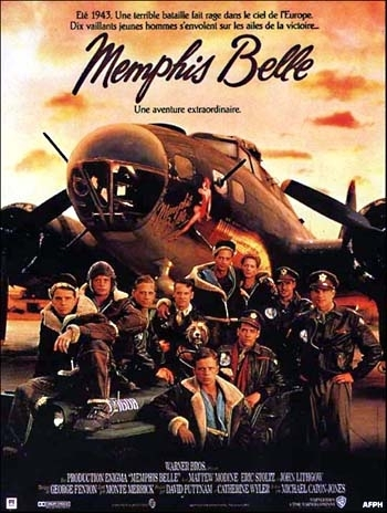 La locandina di Memphis Belle