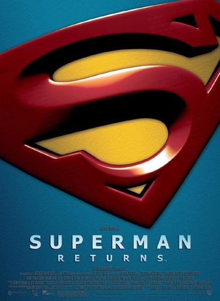 La locandina di Superman Returns