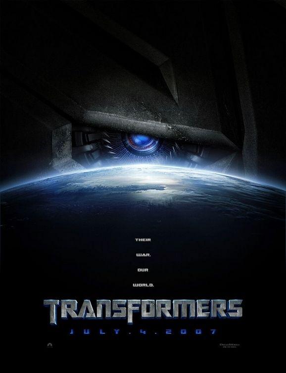 locandina di Transformers