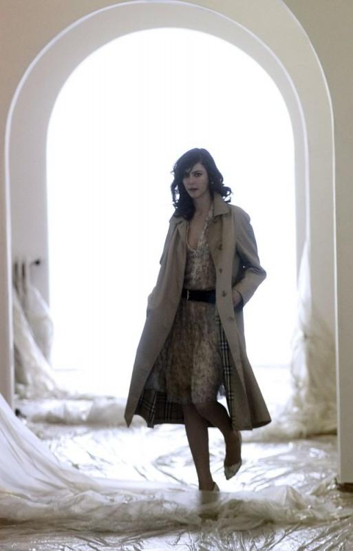 Anna Mouglalis in una scena del film Mare Nero di Roberta Torre
