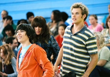 John Patrick Amedori e Kellan Lutz in Stick It