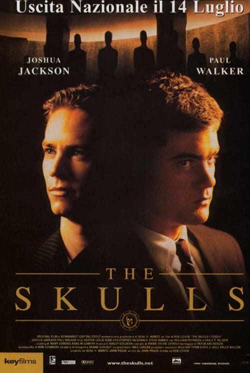 La locandina di The Skulls - I teschi