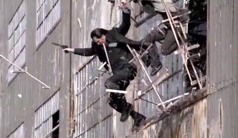 Steven Seagal in Black Dawn - Tempesta di fuoco