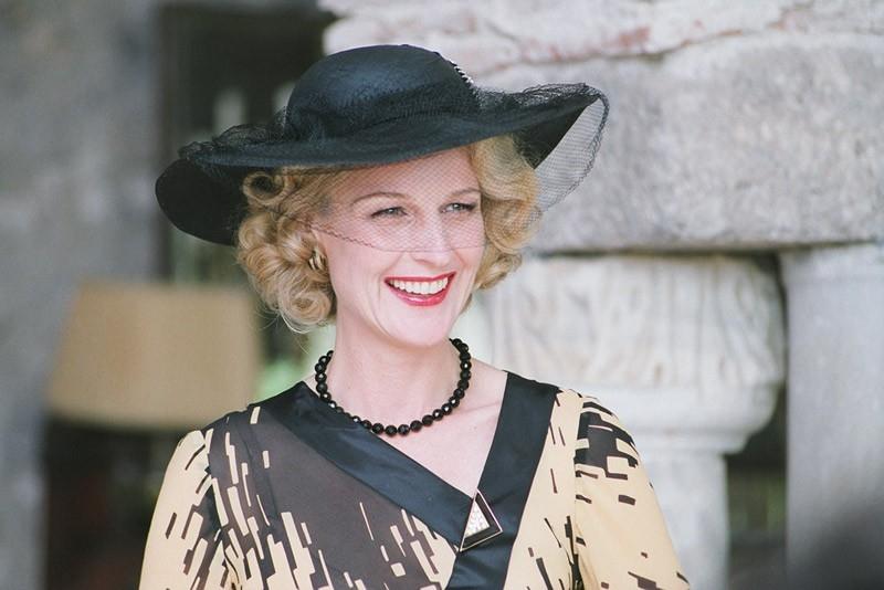 Helen Hunt in una sequenzaù del film Le seduttrici