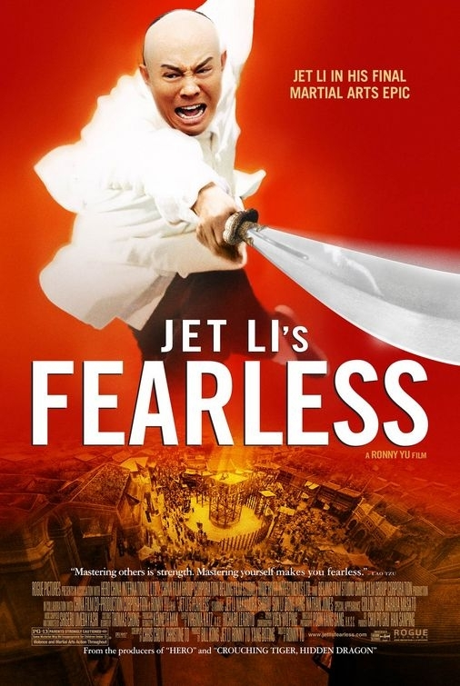 La locandina di Fearless