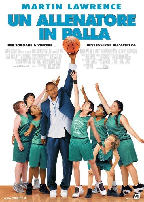 La locandina italiana di Un allenatore in palla