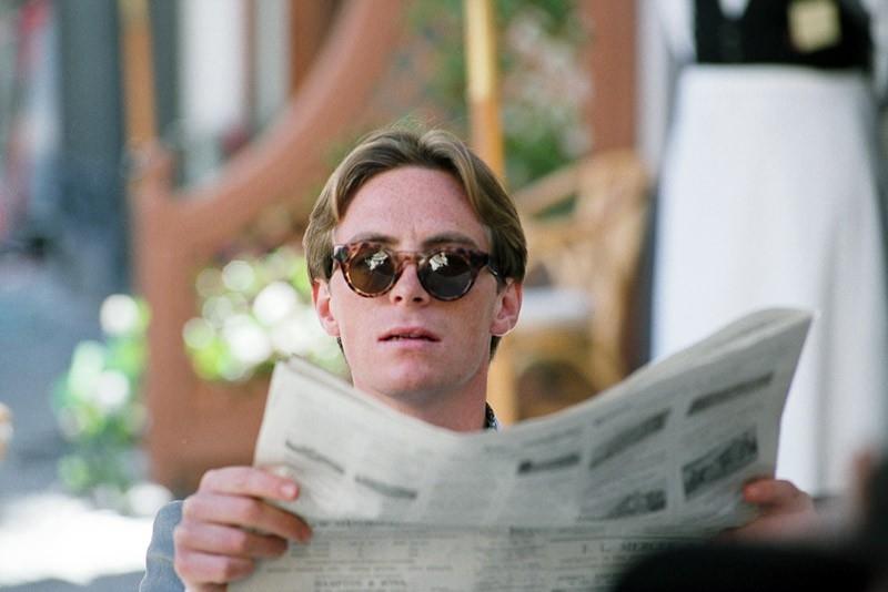 Stephen Campbell Moore in una scena del film Le seduttrici