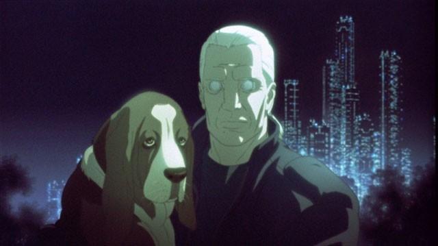 Una scena del film Ghost in the Shell 2 - L'attacco dei cyborg (2004)