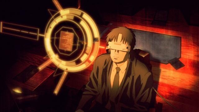 Una scena della pellicola d'animazione Ghost in the Shell 2 - L'attacco dei cyborg
