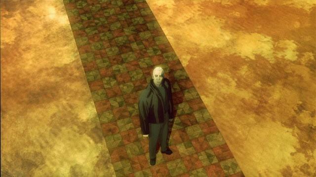 Una scena del film Ghost in the Shell 2 - L'attacco dei cyborg.