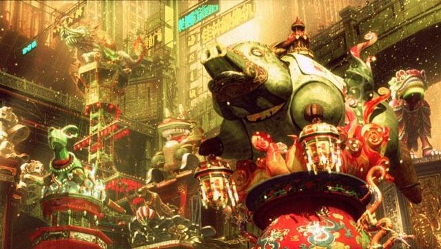 Foto del film Ghost in the Shell 2 - L'attacco dei cyborg