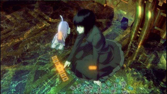 Una bella immagine del film Ghost in the Shell 2 - L'attacco dei cyborg