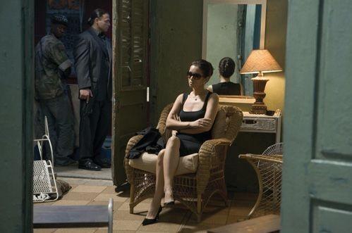 Gong Li in una scena del film Miami Vice