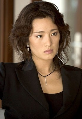 Gong Li in una scena del film Miami Vice